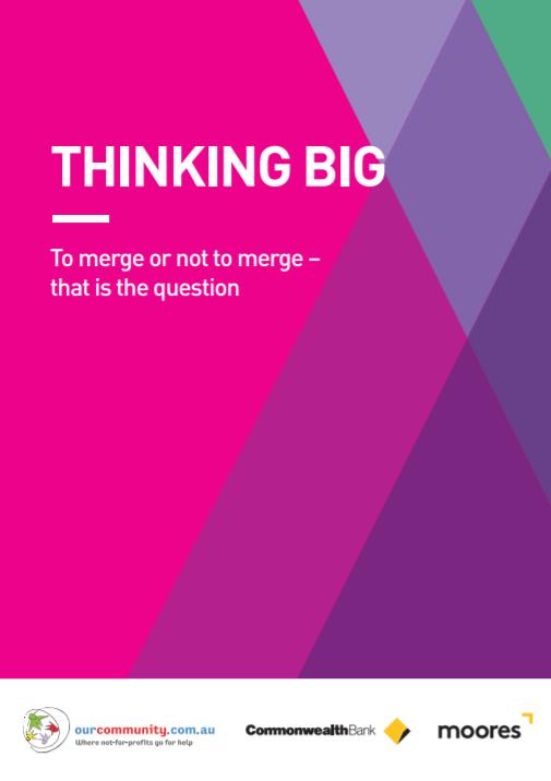 Thinking Big: To Merge or Not to Merge