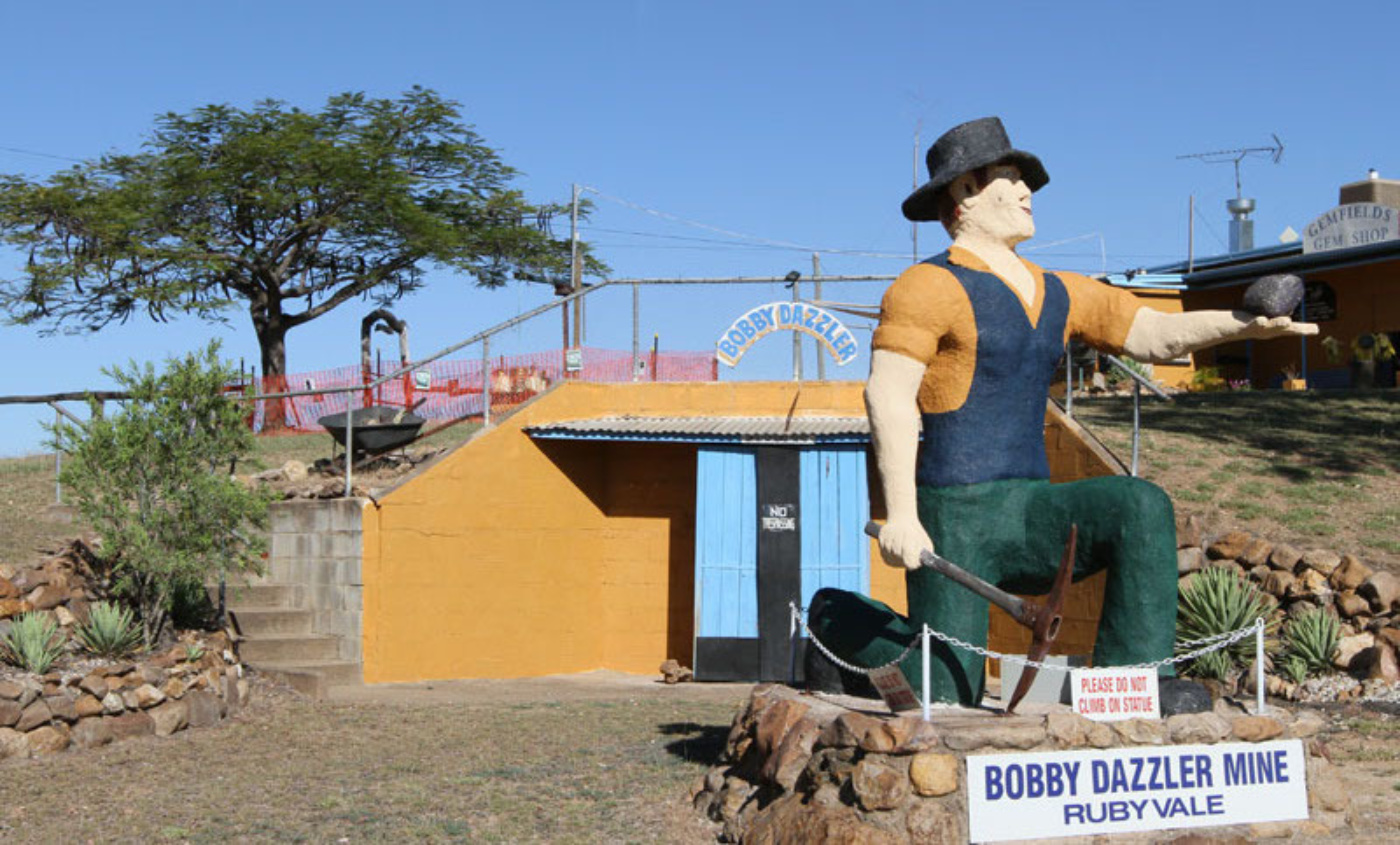 Bobby Dazzler Rubyvale