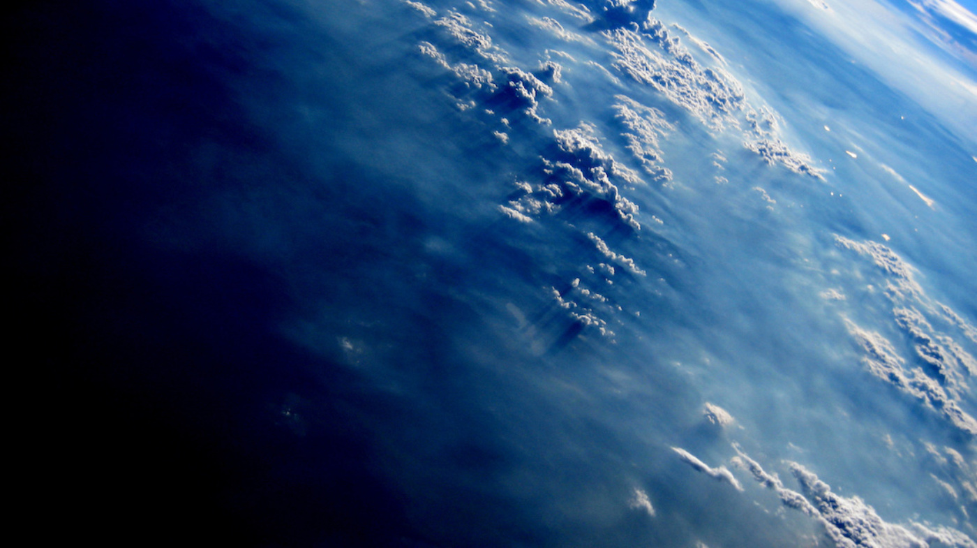Earth From Space i Stock 152175476