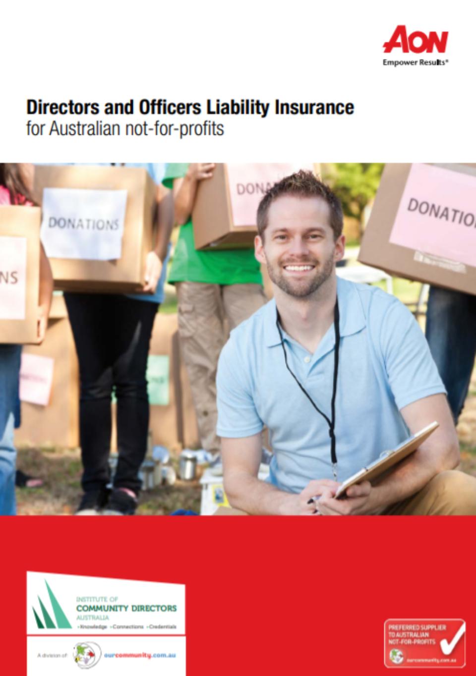Aon directorsinsurance cover