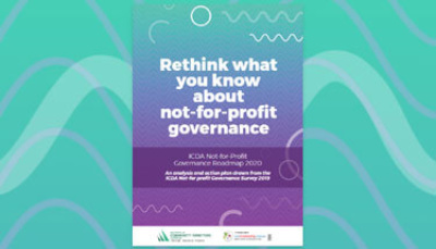 Not-for-profit 'roadmap' tackles sector's big issues