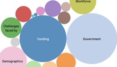 Data visualisation: ICDA Not-for-Profit Governance Roadmap 2020