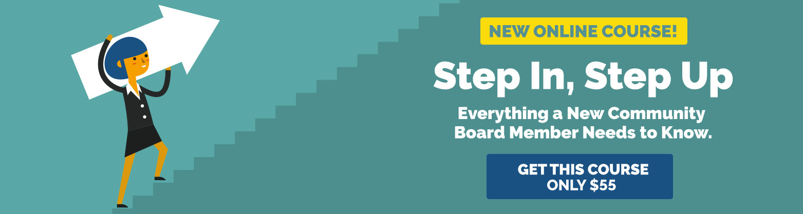 Advertisement: Step In Step Up Compact Course