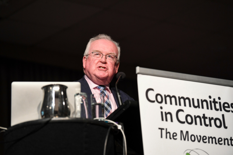 Don't reform, but transform, sector leader urges community directors