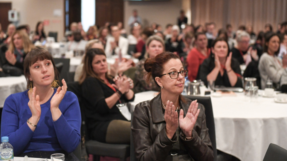 Community directors highlight the big issues at national conference