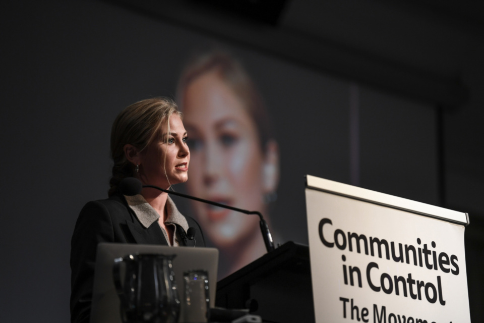 Communities in Control conference a spark to 'Think Bigger: Fix Everything'