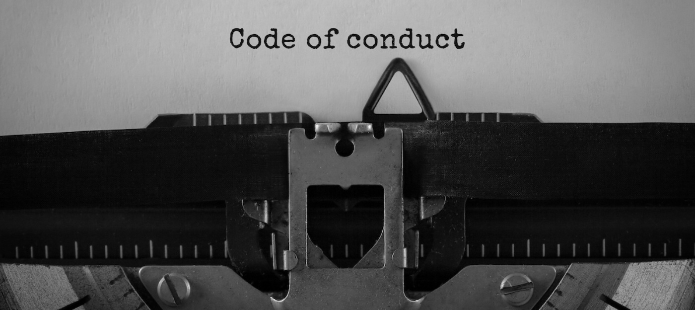 Code Of Conduct i Stock 672304938