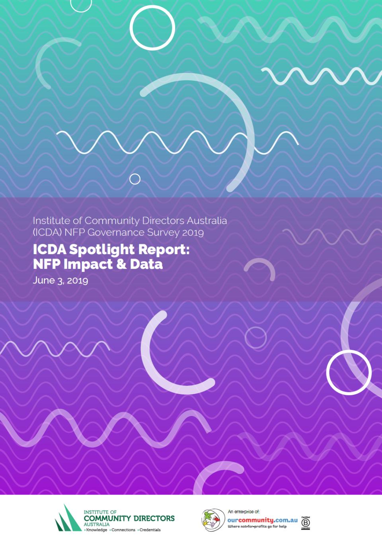 Spotlight data report cover