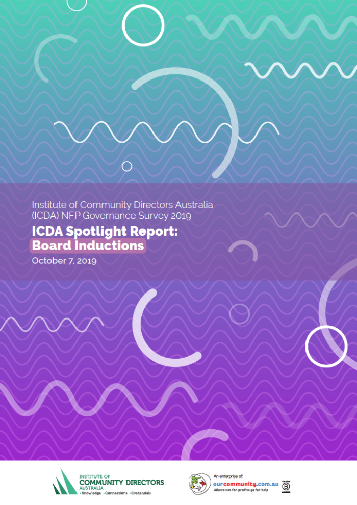 Spotlight induction report cover