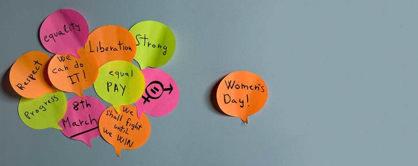 Womensday webbanner