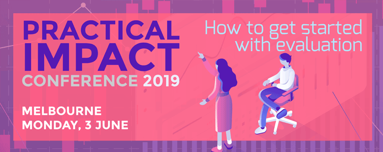 Practical Impact Conference 2019