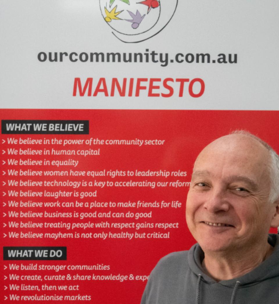 Moriarty Denis Manifesto